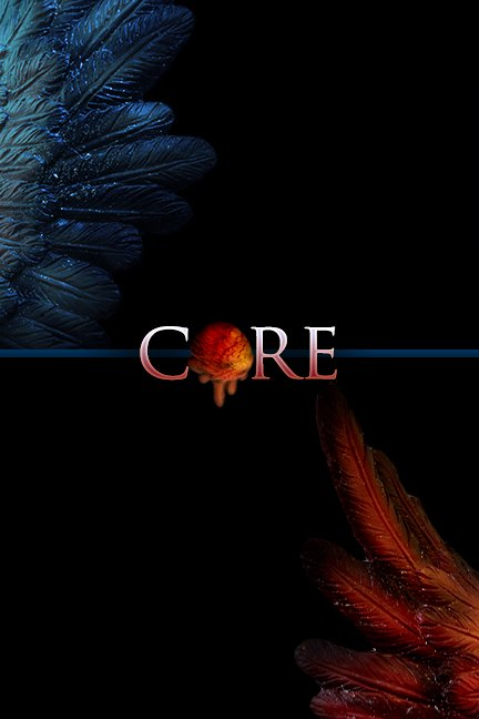 Core Cover Art by Nate fav black