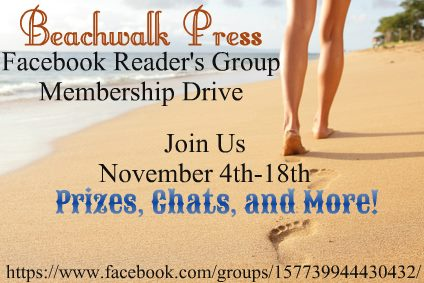 Beachwalk press Readers Group Drive Banner