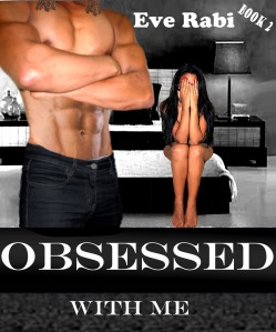cover Obsessed with me book two